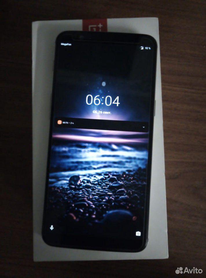 OnePlus 5t 8/128  89236904027 купить 2