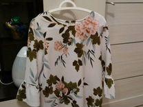 Новая блуза М-L