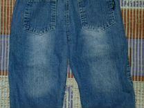 Новые джинсы рост 104