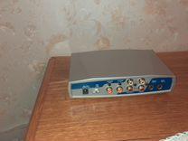 Карта M-Audio Audiophile USB