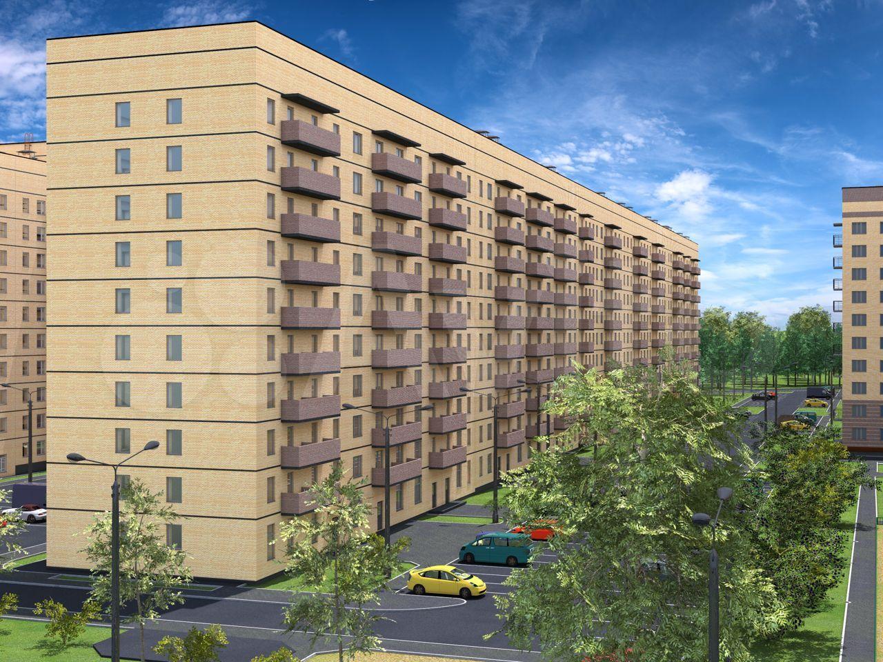 1-к квартира, 37.5 м², 3/10 эт.  84812777000 купить 1