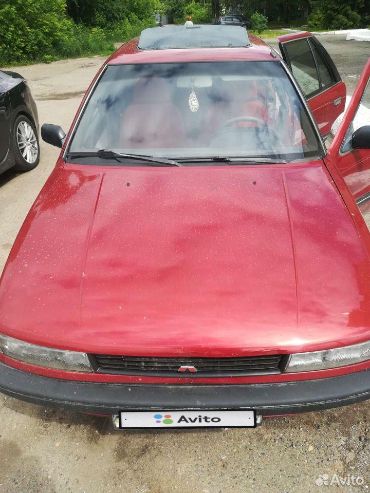 Mitsubishi Lancer, 1991  89656538190 купить 2