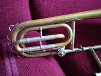 Тромбон Josef Faber Graslitzj