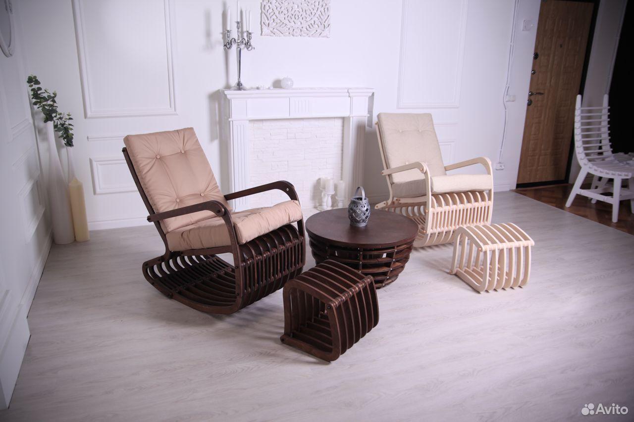 Кресло качалка Велоган