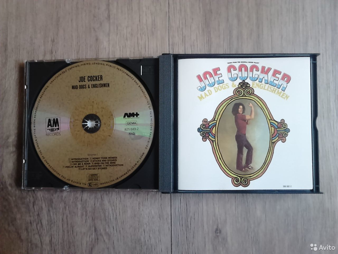 Joe Cocker Mad Dogs & Englishman 2CD