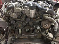 Двигатель Мерседес 6.0л w221 w216