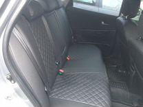 Чехлы Автопилот на Киа Сиид 1 черный+черный ромб — Запчасти и аксессуары в Краснодаре