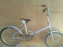 Велосипед складной подр.взрослый — Велосипеды в Оренбурге
