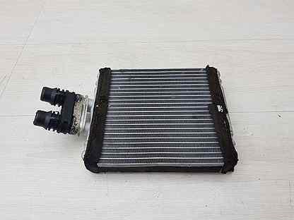 Радиатор печки Skoda Roomster 1 BMS 2009