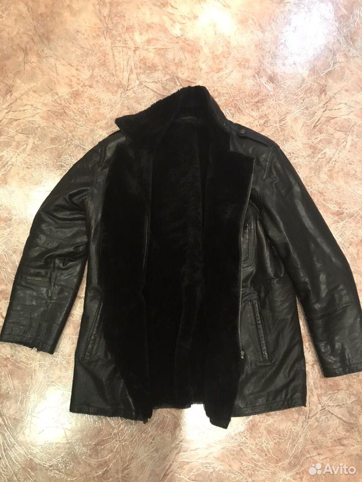 Куртка кожаная  89131618999 купить 1
