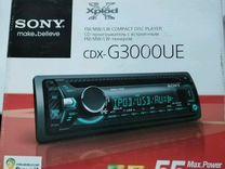 Магнитола Sony Xplod